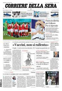 Corriere della Sera - 13 Giugno 2021