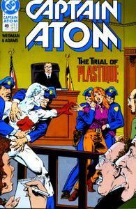 Captain Atom 049 1991
