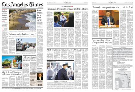 Los Angeles Times – July 07, 2020