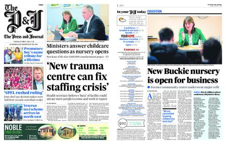 The Press and Journal Moray – October 02, 2018
