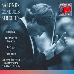 Esa-Pekka Salonen - Salonen conducts Sibelius (1995) (Repost)
