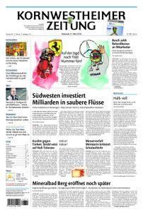 Kornwestheimer Zeitung - 21. März 2018