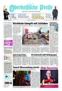 Oberhessische Presse Hinterland - 09. August 2018