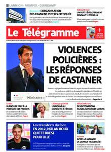 Le Télégramme Guingamp – 09 juin 2020
