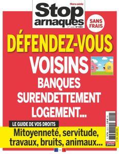 Stop Arnaques Hors-Série - Irrégulier 2021