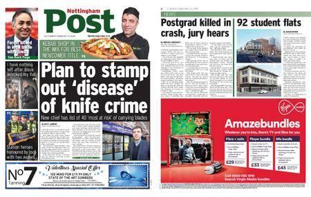 Nottingham Post – February 13, 2018