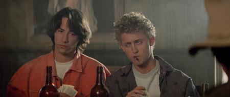 Bill & Ted's Excellent Adventure (1989) [Remastered]
