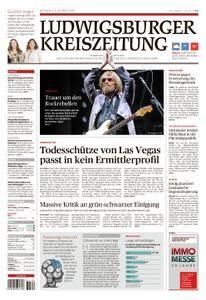 Ludwigsburger Kreiszeitung - 04. Oktober 2017