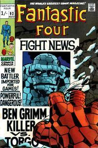 Fantastic Four 092 1969 HD