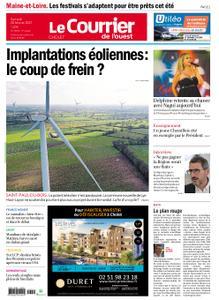 Le Courrier de l'Ouest Cholet – 20 février 2021