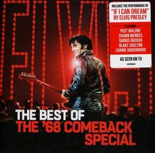 Elvis Presley - The Best Of The '68 Comeback Special (2019)