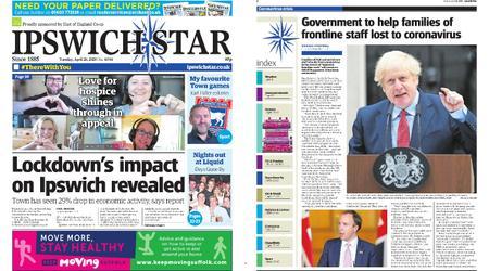 Ipswich Star – April 28, 2020