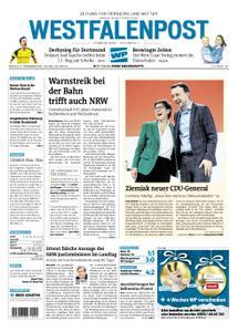 Westfalenpost Wetter - 10. Dezember 2018