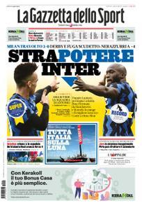 La Gazzetta dello Sport Bergamo – 22 febbraio 2021