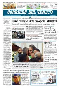 Corriere del Veneto Venezia e Mestre – 07 novembre 2019