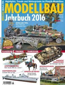 ModellFan Sonderheft - Modellbau Jahrbuch 2016