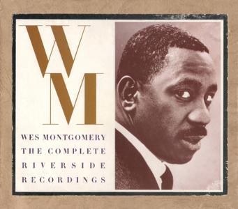 Wes Montgomery - The Complete Riverside Recordings (1992) {12CD Box Set, Riverside Japan VICJ-40060~71 rec 1959-1963}