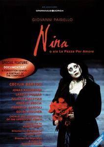 Adam Fischer, Chor und Orchester der Oper Zurich, Cecilia Bartoli, Jonas Kaufmann - Paisiello: Nina (2002)