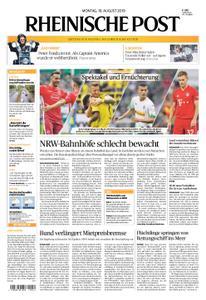 Rheinische Post – 19. August 2019
