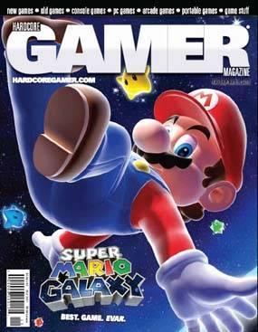 Hardcore Gamer Magazine December 2007