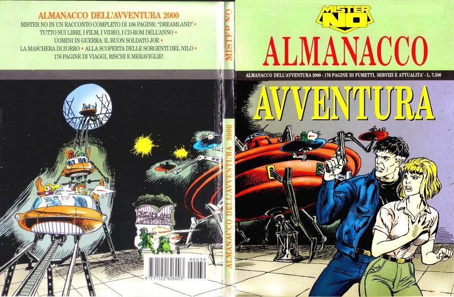 Mister No - Almanacco Avventura 2000 / AvaxHome