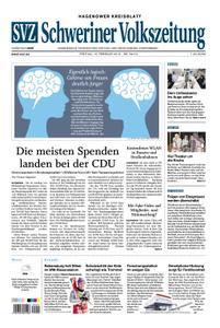 Schweriner Volkszeitung Hagenower Kreisblatt - 15. Februar 2019
