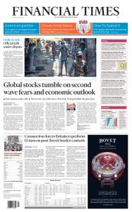 Financial Times Asia - June 12, 2020
