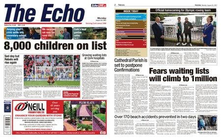 Evening Echo – August 23, 2021