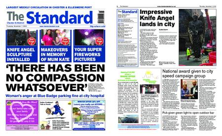 The Standard Chester & District – November 07, 2019