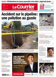 Le Courrier de l'Ouest Cholet – 23 février 2021