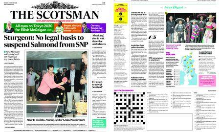 The Scotsman – August 27, 2018