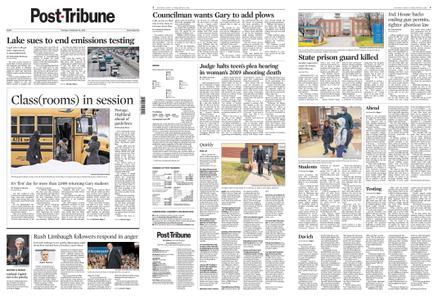 Post-Tribune – February 23, 2021