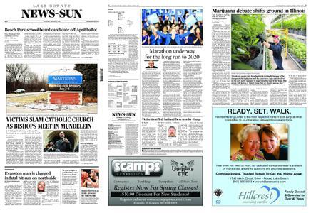 Lake County News-Sun – January 03, 2019