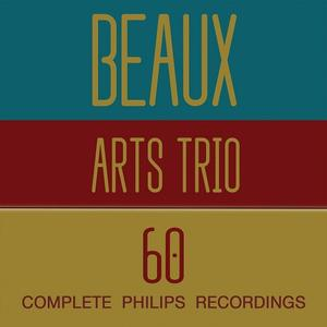 Beaux Arts Trio - Complete Philips Recordings (2015) (60CDs Box Set)