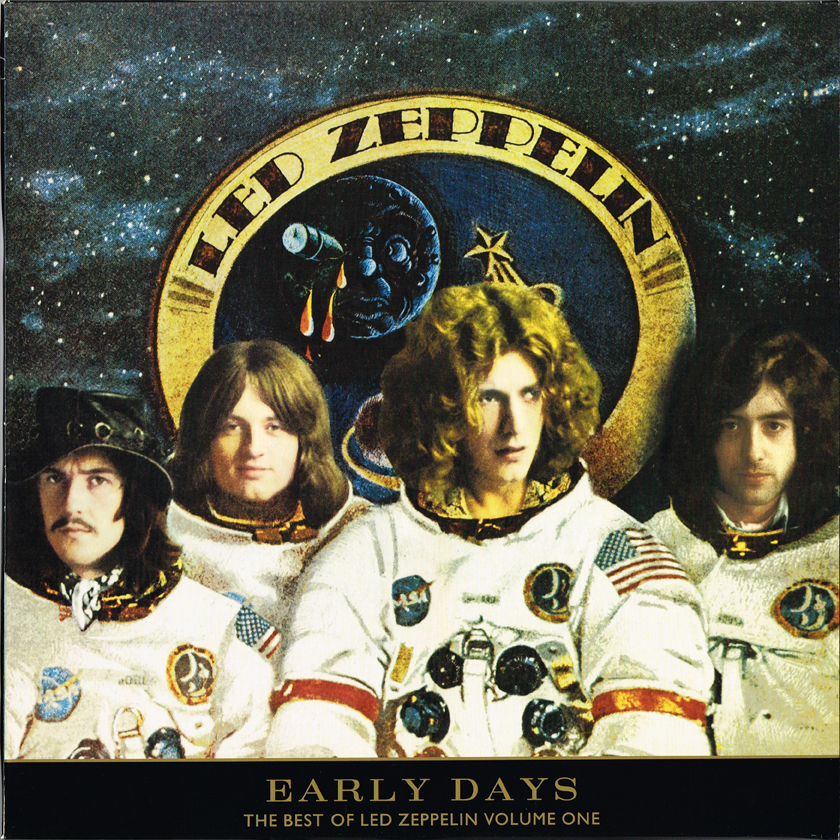 Led Zeppelin Early Days The Best Of Led Zeppelin Vol