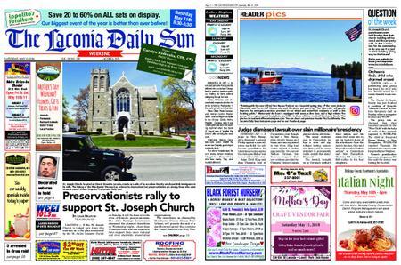 The Laconia Daily Sun – May 11, 2019