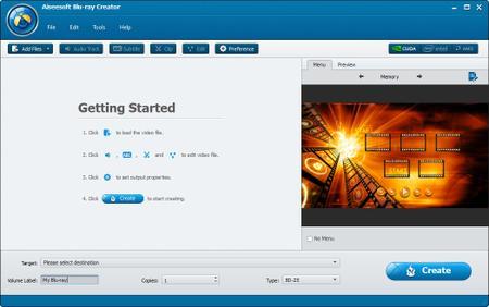 Aiseesoft Blu-ray Creator 1.0.92 Multilingual