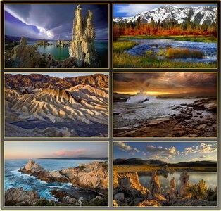 Desktop Wallpaper - California