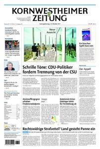 Kornwestheimer Zeitung - 07. Oktober 2017