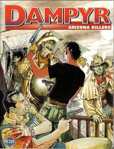 Dampyr - Volume 29 - Arizona Killers
