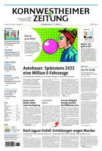 Kornwestheimer Zeitung - 11. Mai 2019