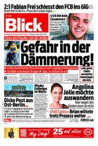 Blick – 08. November 2019