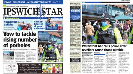 Ipswich Star – April 19, 2021