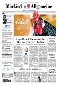 Märkische Allgemeine Westhavelländer - 19. November 2018