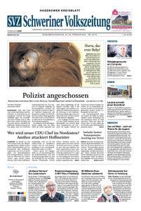 Schweriner Volkszeitung Hagenower Kreisblatt - 22. Februar 2020
