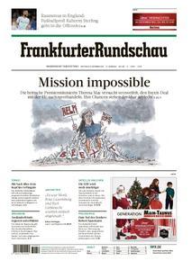 Frankfurter Rundschau Main-Taunus - 12. Dezember 2018