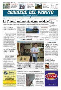 Corriere del Veneto Venezia e Mestre - 8 Ottobre 2017