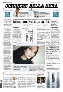 Corriere della Sera – 07 ottobre 2018
