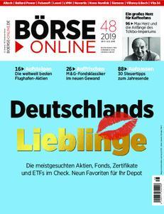 Börse Online – 28. November 2019