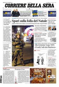Corriere della Sera – 12 dicembre 2018